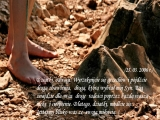 Bóg znajdzie dla was drogę radości poprzez każdą waszą mękę i cierpienie