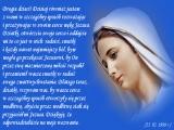 Dzisiaj również jesetm z wami w szczególny sposób rozważając i przeżywając w swoim sercu Mękę Jezusa...