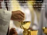 Drogie dzieci, nakłońcie najmłodszych do modlitwy i niech dzieci chodzą na Mszę świętą...