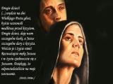 Drogie Dzieci! (...) orędzie na dni Wielkiego Postu głosi, byście wznowili modlitwę przed krzyżem.