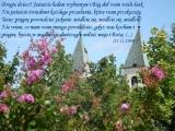 ...pragnę, byście w modlitwie dostrzegli miłość Bożą
