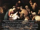 Również dziś w ramionach przynoszę wam Dziecię Jezus.