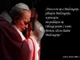 Wypowiedź Ojca świętego Jana Pawła II do kierownika duchowego widzących o. Jozo Zovko 20 lipca 1992 r.